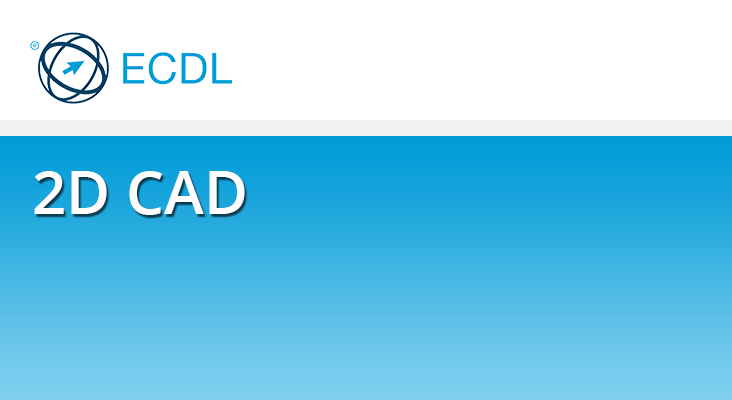 Ecdl 2d cad online ok for 2d drawing online